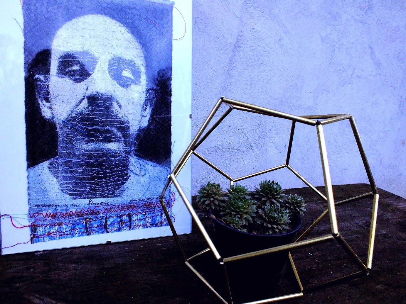 Ozdoba z rurek DIY – dodecahedron