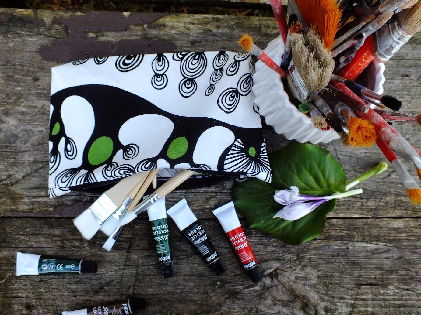 Kosmetyczka na szpargały