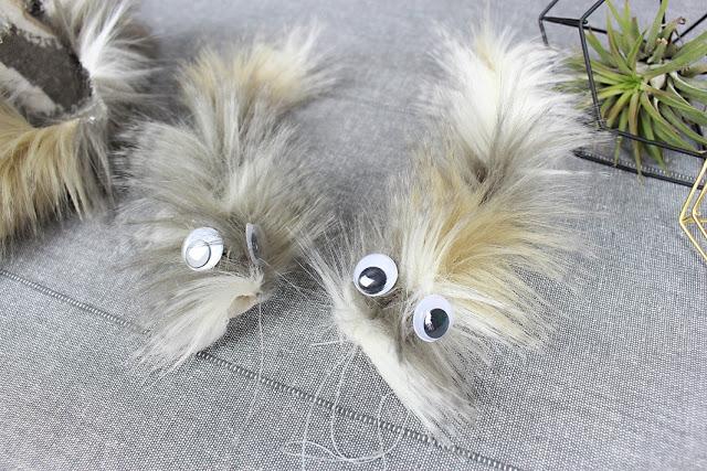 Jak zrobić futrzaste zwierzątko DIY
