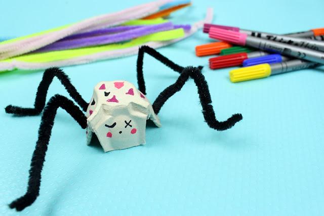 Jak zrobić pająka DIY
