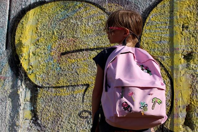 Jak ozdobić plecak DIY – BACK TO SCHOOL