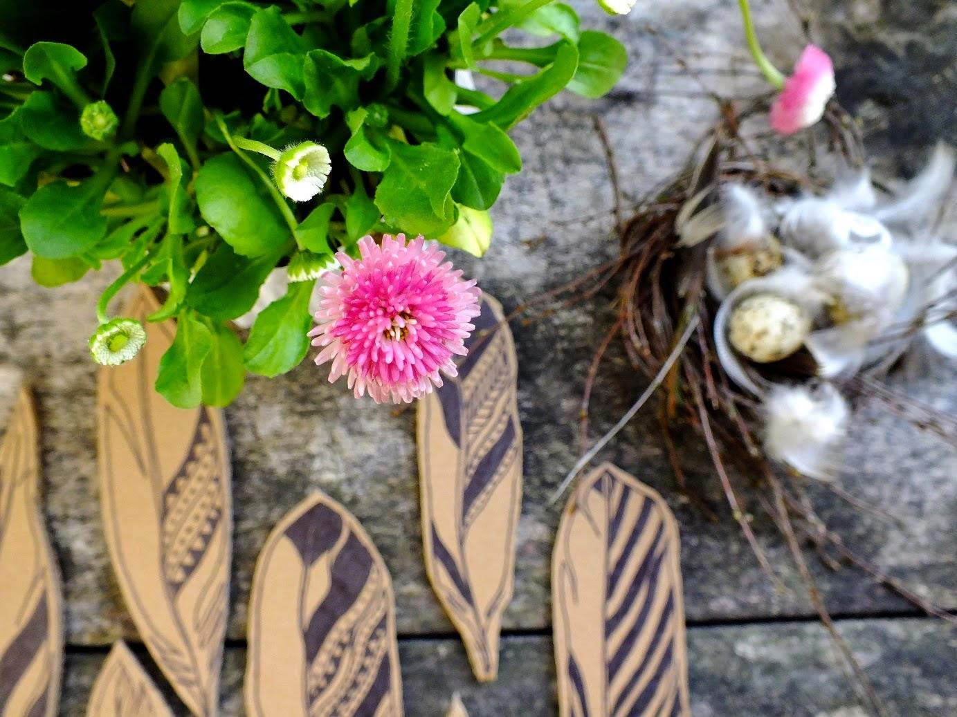 12 wiosennych pomysłów DIY dla dzieci