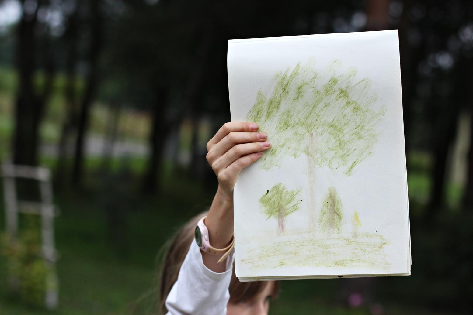 Kreatywne piątki – wyzwanie dla dzieci