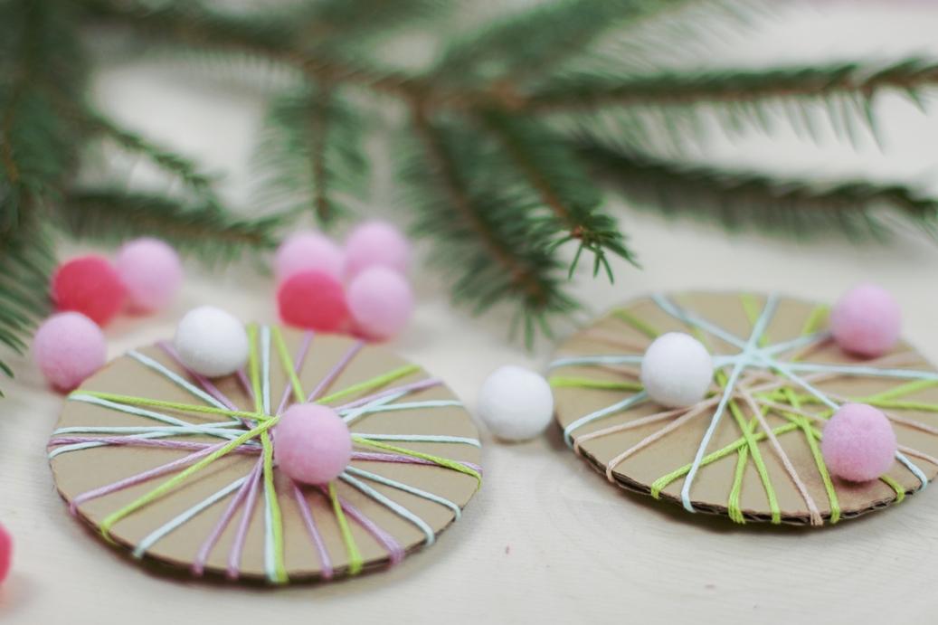 Ozdoby świąteczne DIY- ponad 10 pomysłów