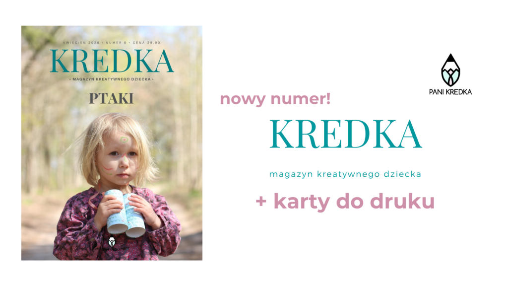 Kredka - magazyn kreatywnego dziecka
