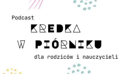 Podcast KWP odc. 001: Jak poprawnie trzymać kredkę?