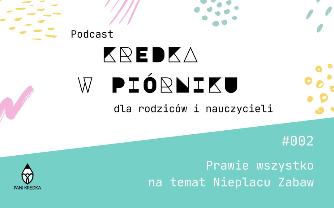 Podcast KWP odc.002: Prawie wszystko na temat Nieplacu zabaw