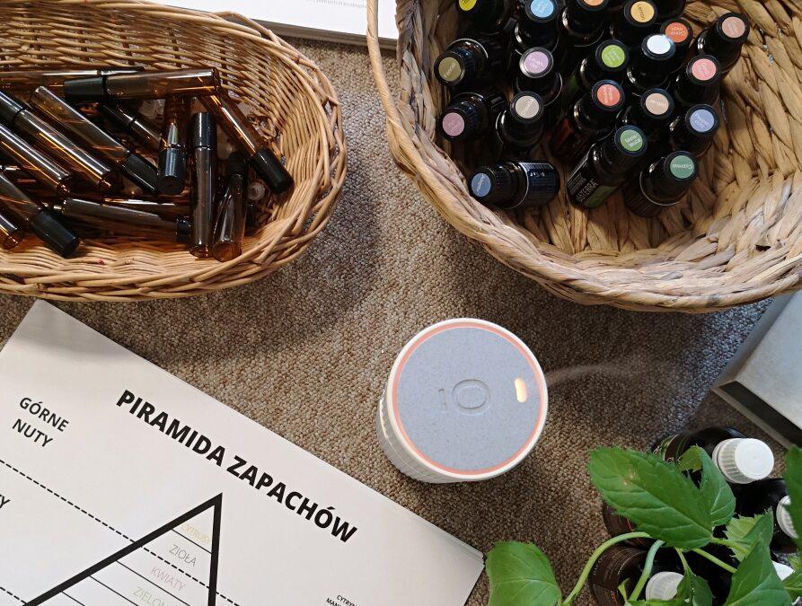 Warsztaty komponowania perfum